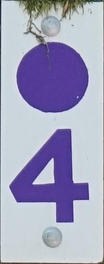 Taben-Rodt, Rundwanderweg 4, Markierung
