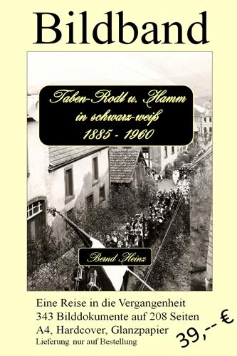 Bildband Taben-Rodt u. Hamm in schwarz-weiß