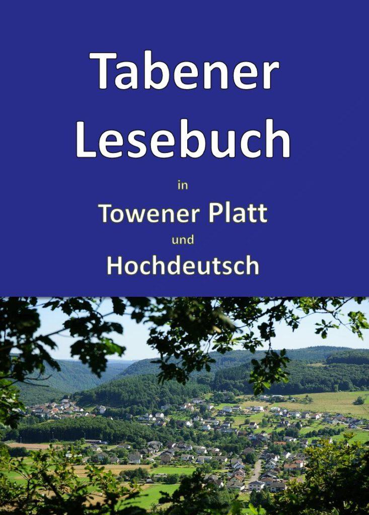 Buch Tabener Lesebuch in Towener Platt und Hochdeutsch