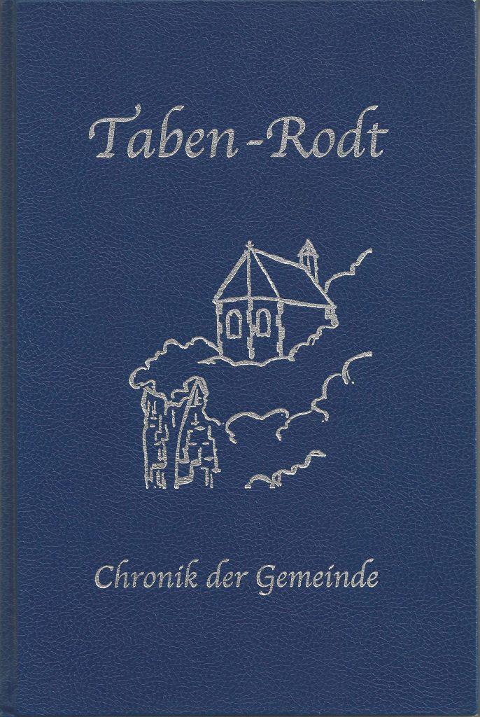 Ortschronik von Taben-Rodt - Titelblatt