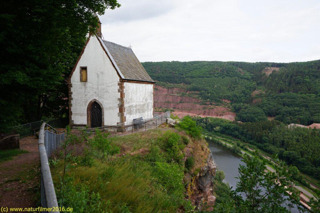 Taben-Rodt Rundwanderweg 4, Michaelskapelle, Start