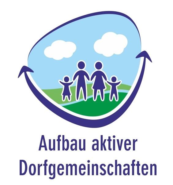 Aufbau aktiver Dorfgemeinschaften (Logo)